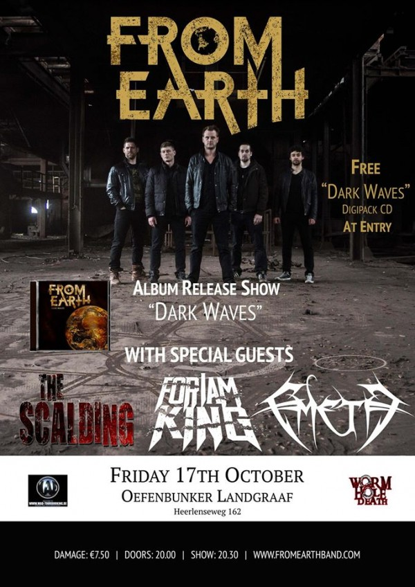 Fromearth_releaseparty